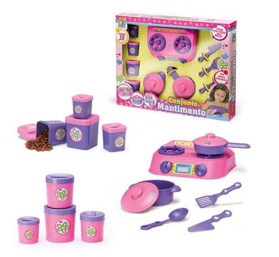 Brinquedos panelinhas